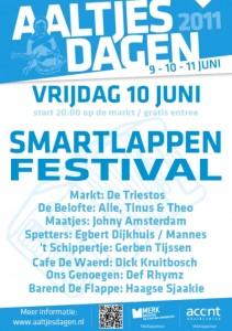 Smartlappen festival
